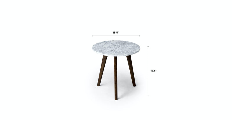 Eterna Walnut Side Table