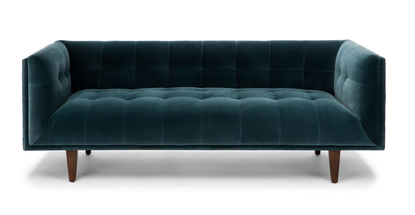 Chronos Pacific Blue Sofa