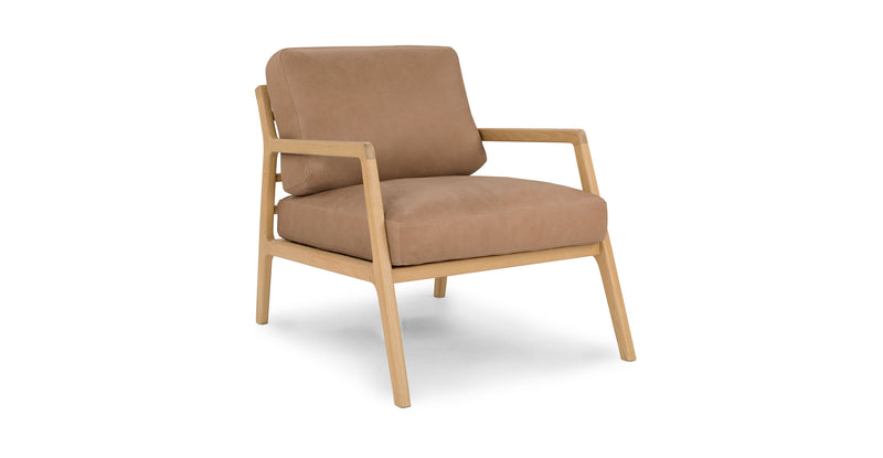 Maiden Canyon Tan Chair