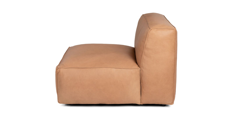 Aeolus Canyon Tan Armless Chair Module