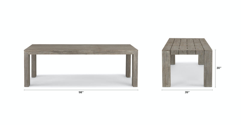Kora Dining Table for 10