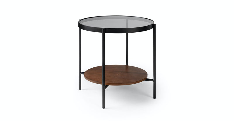 Zocallo Walnut Side Table