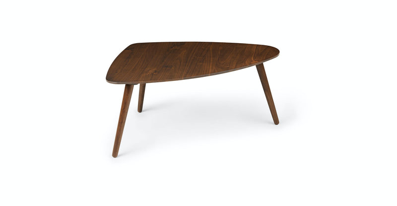 "Pick Wild Walnut 29.5"" Wide Coffee Table"