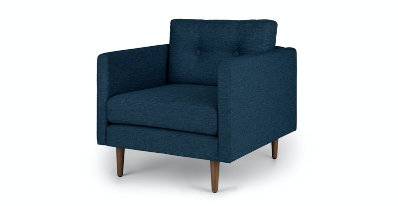 Acclaim Twilight Blue Lounge Chair