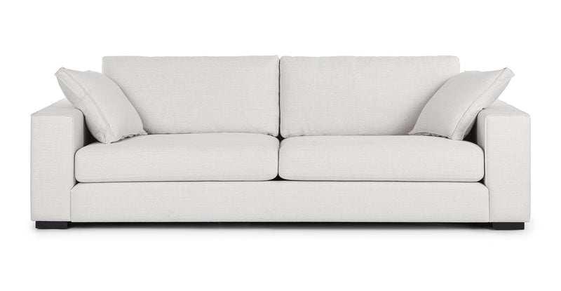 Spruce Quartz White Sofa