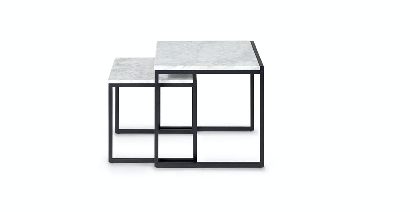 Ysabel Black Nesting Table