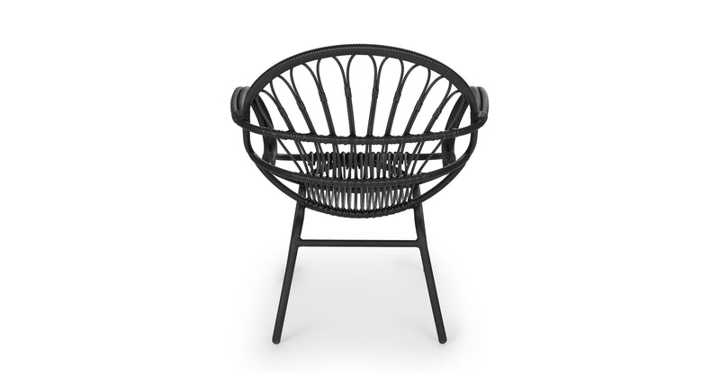 Mystere Graphite Lounge Chair