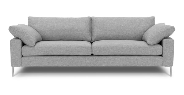 Stellar Winter Gray Sofa
