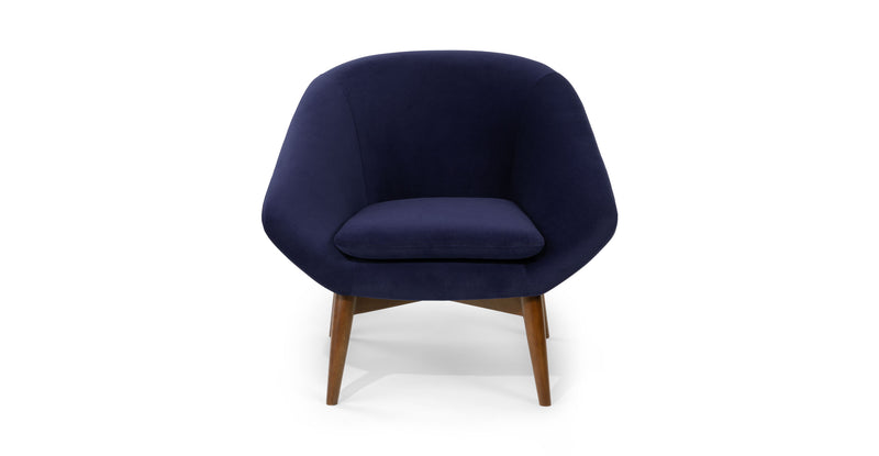 Herse Quill Blue Chair