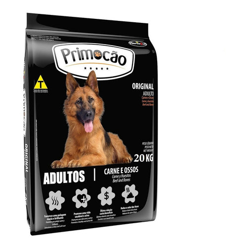 Primocao Original Adulto 20kg Con Snacks
