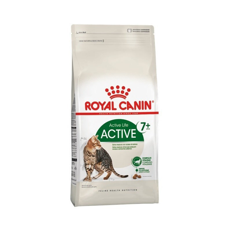 Royal Canin Active 7+ 1.5kg Con Regalo