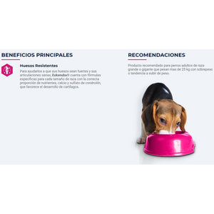 Eukanuba Weight Control Large Breed 3kg + Regalo