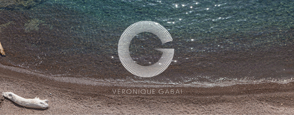 Veronique Gabai water sea logo