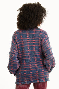 Werk Reversible Plaid Jacket