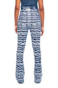 Elongators Reversible Plaid Pants