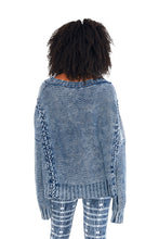 Load image into Gallery viewer, I'm-So-Braided Sweater - Rent