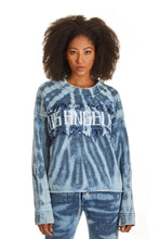 Load image into Gallery viewer, LA Fringe Tie Dye Top - Rent