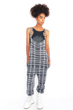 Load image into Gallery viewer, Reversible Plaid Overalls