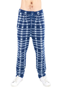 Pleated Guilty Reversible Plaid Pants