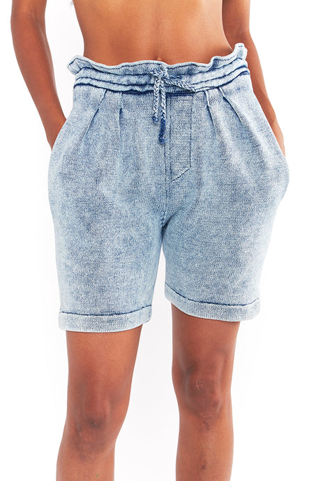 Pleated Guilty Shorts