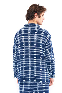 Werk Reversible Plaid Jacket - Rent