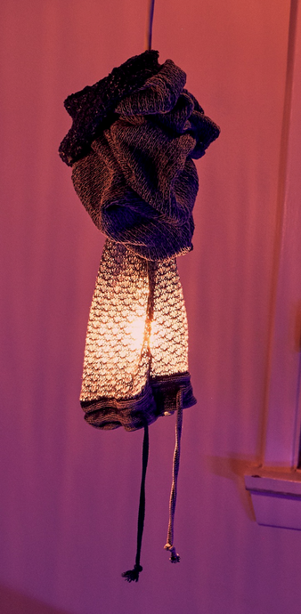 Translucent Waist Lamp