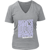 Believe Women/Girls Unisex/Women's