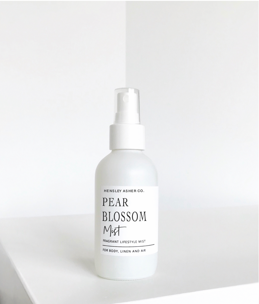 Pear Blossom Mist