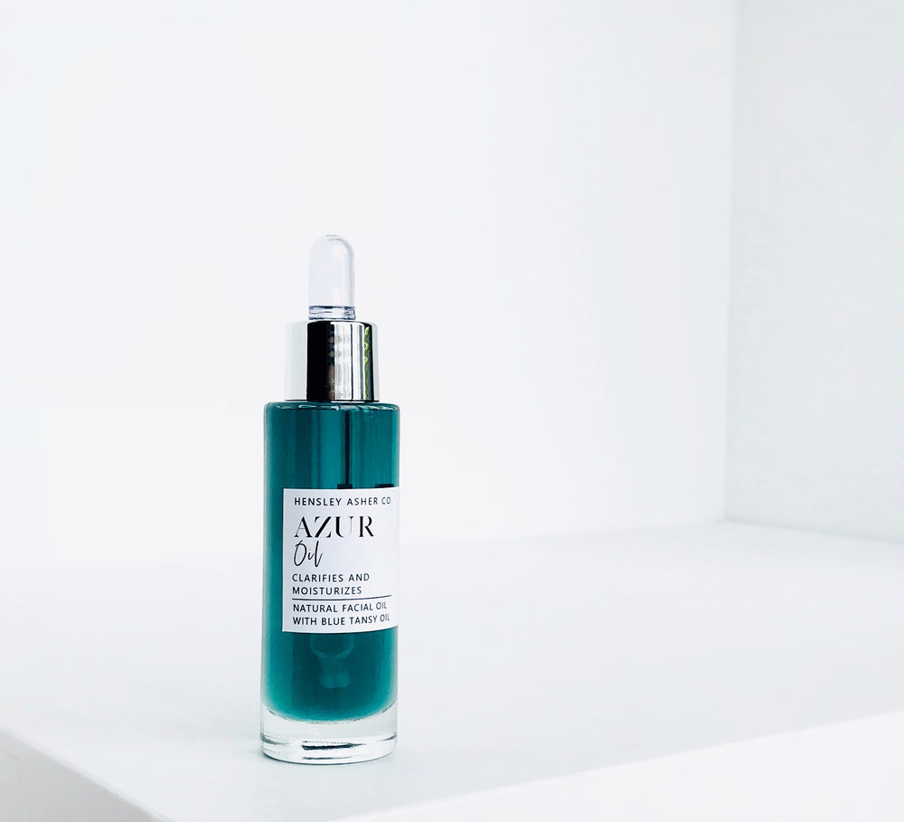 Azur Facial Oil
