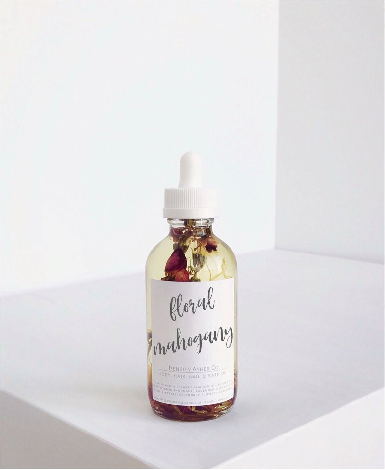 Floral Mahogany Multi-Use Oil
