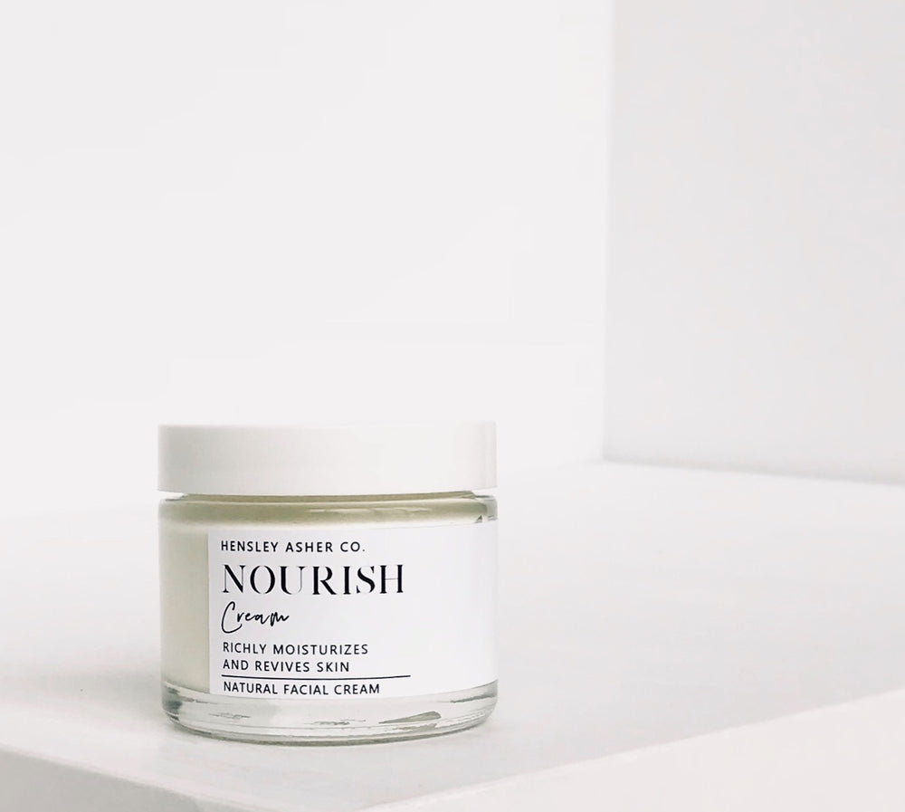 Nourish Facial Cream