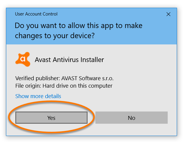 2 - Avast Internet Security Installation Continue - AntivirusSale.com