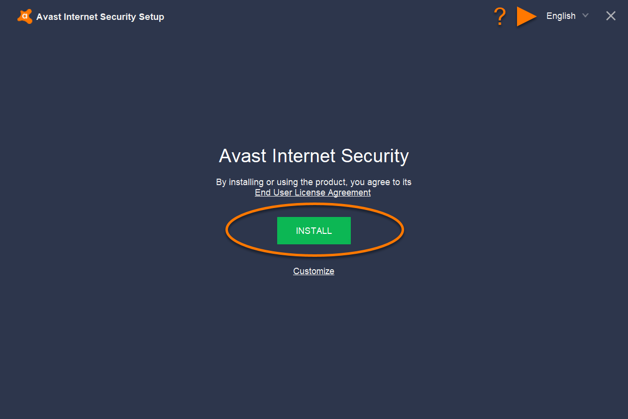 3 - Avast Internet Security Installation Install- AntivirusSale.com