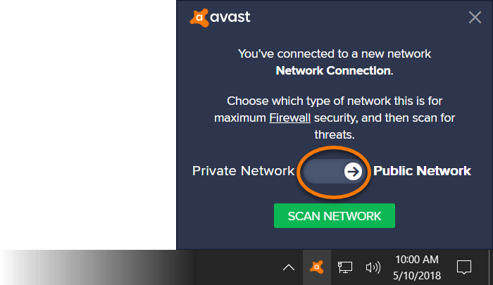 8 - Avast Internet Security Installation Network - AntivirusSale.com