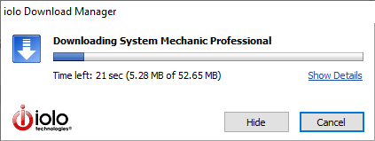 IOLO System Mechanic Professional Installation Download Installer