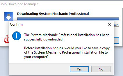 IOLO System Mechanic Professional Installation