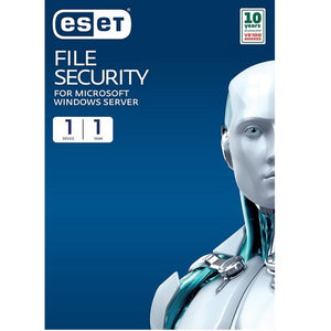 ESET File Security for Windows Server 1 Server / 1 YearAntivirusSale.com