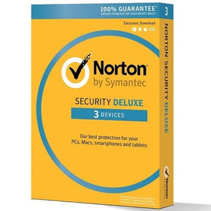 Norton Internet Security Deluxe 3 Device / 1 Year EU Region Only - AntivirusSale.com