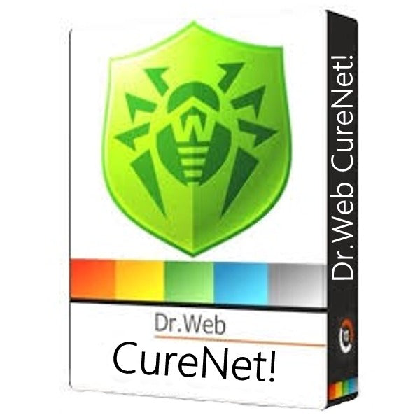 Dr.Web CureNET (Network curing utility Dr.Web® CureNet!) 5 Devices - AntivirusSale.com