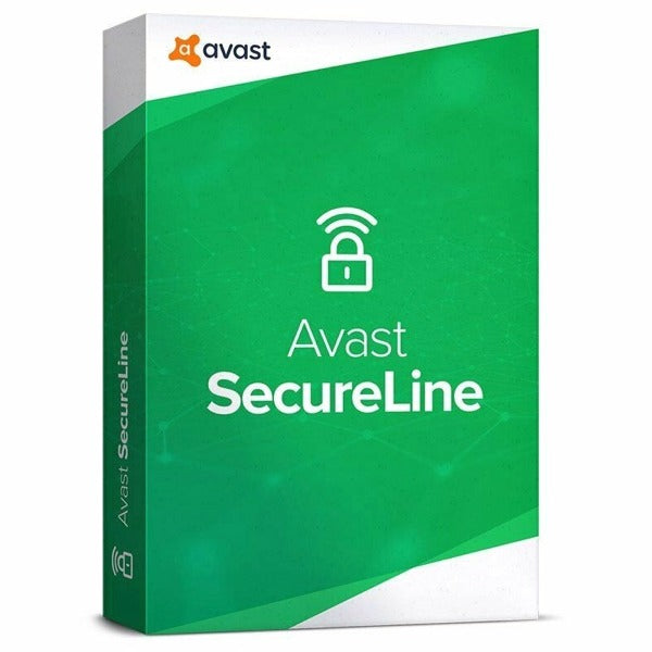 Avast SecureLine VPN 5 PC / 1 Year - AntivirusSale.com