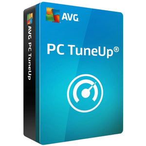 AVG Tune Up Unlimited Devices / 1 Year - AntivirusSale.com