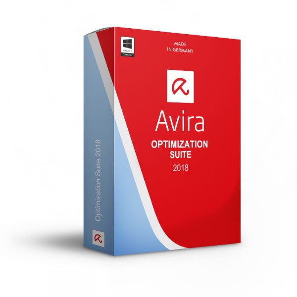 Avira Optimization Suite 3 Devices / 1 Year (Worldwide Activation) - AntivirusSale.com