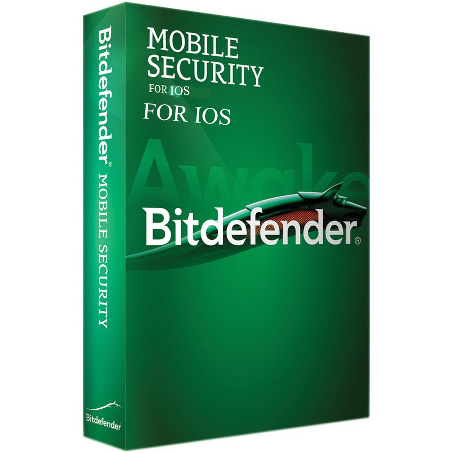 Bitdefender Mobile Security for IOS (Worldwide Activation) 2019AntivirusSale.com