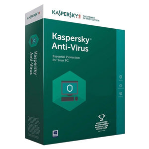 Kaspersky Anti-Virus 1 PC 1 Year Europe Activation Code