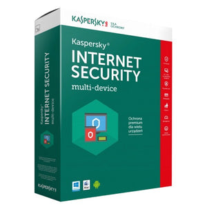 Kaspersky Internet Security 2 PC / Device 2 Year Multi-Device Europe Activation Code
