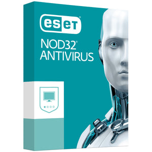 ESET NOD32 Antivirus 1 PC / 1 YearAntivirusSale.com