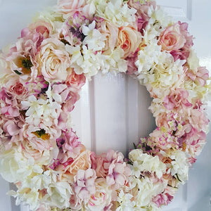 Lydia E Millen 'Everlasting' Wreath