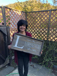 May Projects #6 - Farmhouse Style Sign