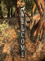 Completed Ag Welcome Sign - Limited to Stock on Hand