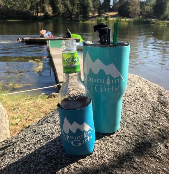 Mountain Girls Can Cooler
